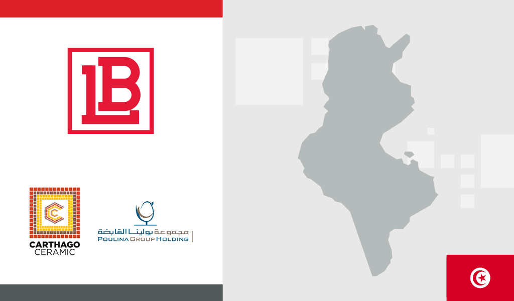 THE COLLABORATION BETWEEN LB AND POULINA GROUP GOES ON: THE NEW PLANT OF JEBEL OUEST (TUNISIA) IS NOW WORKING