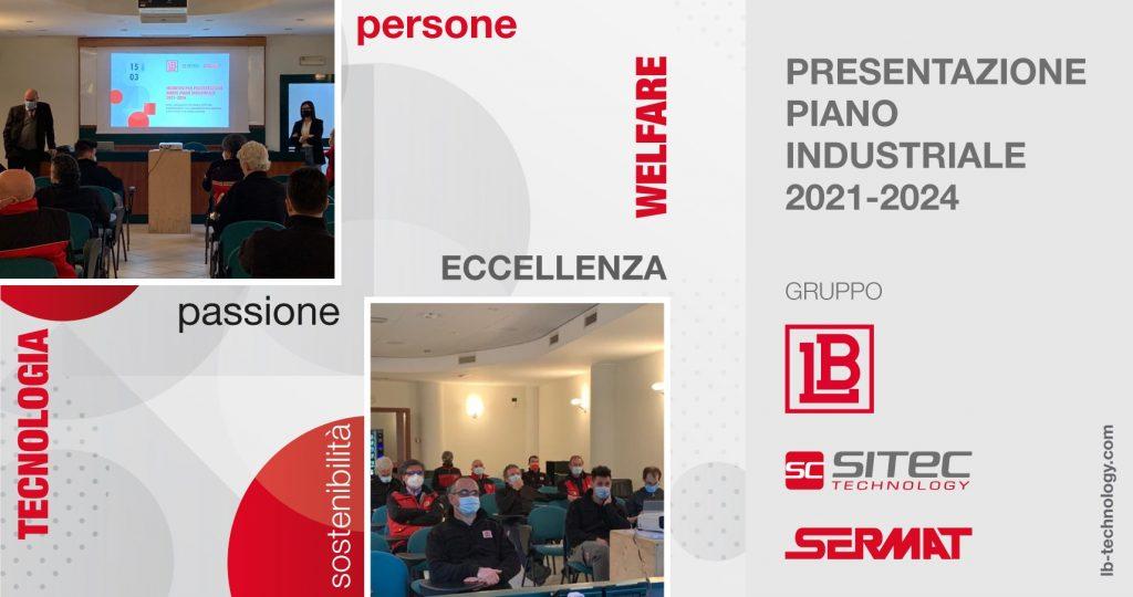 PRESENTATION OF LB INDUSTRIAL PLAN 2021-2024